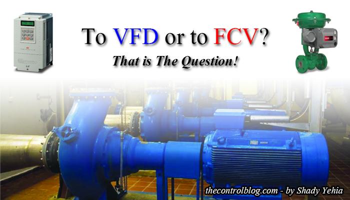 VFD vs FCV