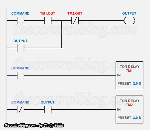 why you need no timers  other than on delay the control blog wiring diagram for light switch with gfci wiring diagram for light switch to light